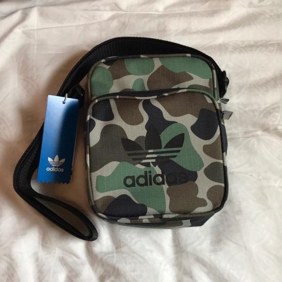 06cc9049c695 Adidas Camouflage Small Crossbody